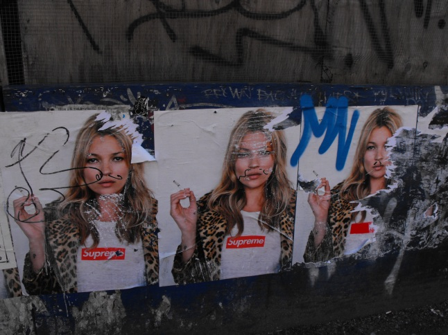 KATE MOSS RAINS SUPREME