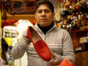 "Anotnio Arellano moved to Rome from his native Peru in 1998 ... He set up a custom shoe shop and the rest is History. Pope Benedict started buying shoes from Arellano before he was a Pope, when he was a Cardinal, but continued as a Customer of Arellano when he became Pope.  Arellano says ""He Hopes He Will Remain a Customer of His."""