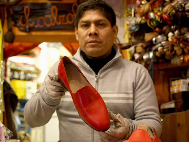 Why Red Shoes For The Pope