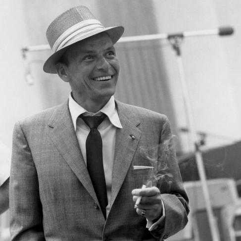"SINATRA  ""FRANK SINATRA That IS"""