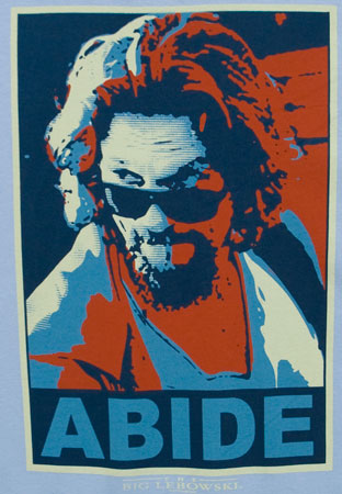 THE DUDE ABIDES !