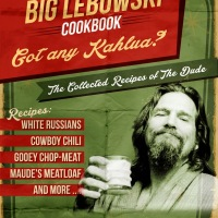 "KEITH RICHARDS Favorite Cookbook ""The Big Lebowski Cookbook"""