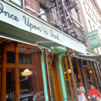 Once Upon a Tart Re-Opens in Soho
