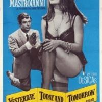 Marcello Mastroianni Sophia Loren
