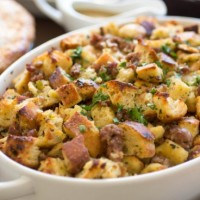 Recipe Thanksgiving Stuffing