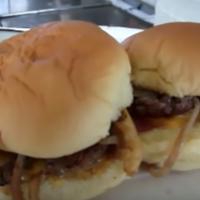 White Manna Hamburgers NJ Burgers