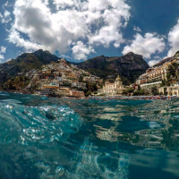 Positano Amalfi Coast Virtual Walking Tours Capri