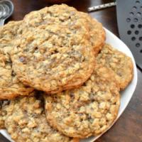 Laura Bush Secret Recipe Cowboy Cookies